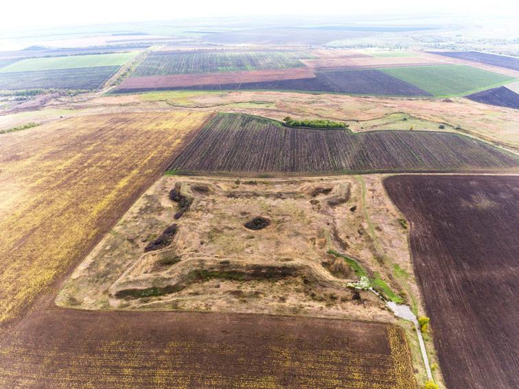 Слободская крепость Украинской линии