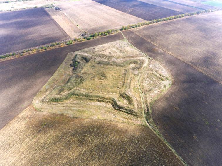 Тамбовская крепость Украинской линии
